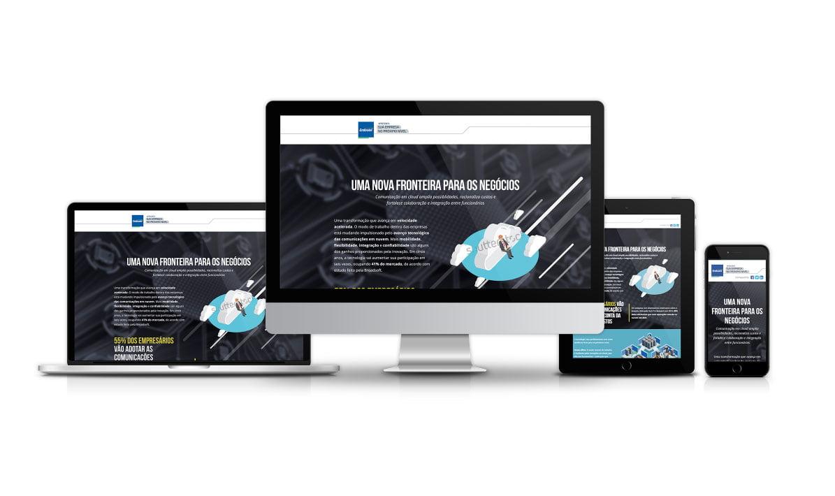 Embratel: comunicações unificadas