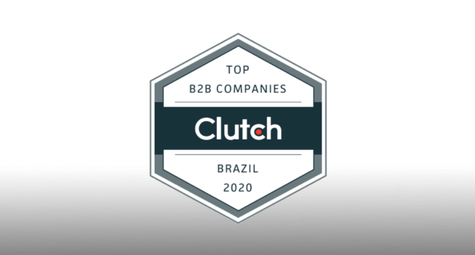 Top B2B companies 2020 in Brazil by Clutch