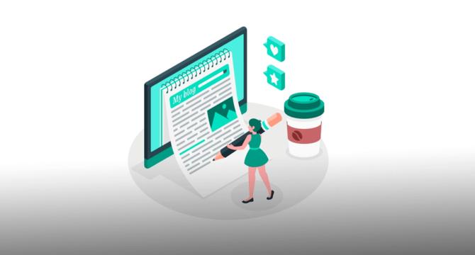A importância do blog de conteúdo